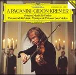 Paganini: Virtuoso Violin Music