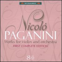 Paganini: Works for Violin and Orchestra - Franco Mezzena (violin); Franco Traverso (horn); Luigi Alberto Bianchi (viola); Massimo Quarta (violin cadenza);...