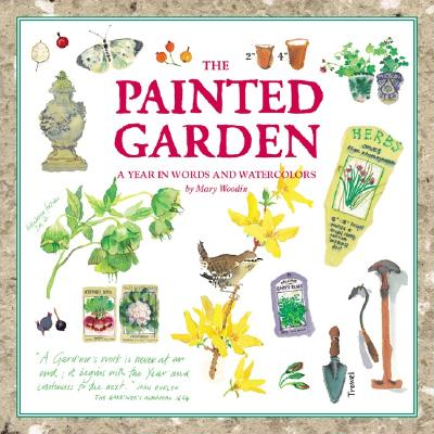 Painted Garden - Woodin, Mary