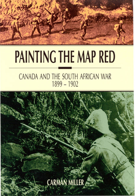 Painting the Map Red - Miller, Carman