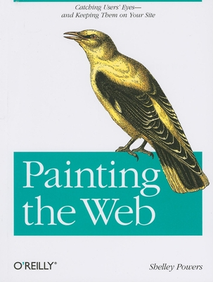 Painting the Web - Powers, Shelley
