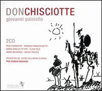 Paisiello: Don Chisciotte - Annabella Rossi (vocals); Bernadette Lucarini (vocals); Bruno Praticò (vocals); Elena Zilio (vocals);...