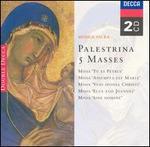 Palestrina: 5 Masses