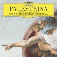 Palestrina - Alessio D'aniello (vocals); Andrés Montilla (counter tenor); Cezary Arkadiusz Stoch (tenor); Ciro Quaranta (vocals);...