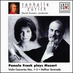 Pamela Frank plays Mozart