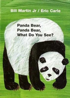 Panda Bear, Panda Bear, What Do You See? -