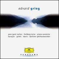 Panorama: Edvard Grieg - Emil Gilels (piano); Stephen Kovacevich (piano)