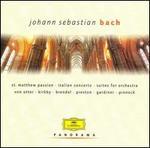 Panorama: Johann Sebastian Bach, Vol. 2