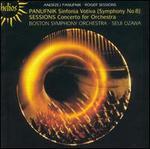 Panufnik: Sinfonia Votiva; Sessions: Concerto for Orchestra