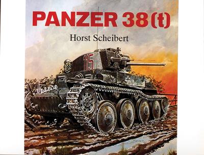 Panzerkampwagen 38(t) - Scheibert, Horst