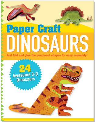 Paper Craft Dinosaurs -