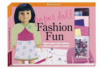 Paper Doll Fashion Fun - Anton, Carrie (Editor)
