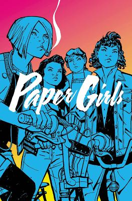 Paper Girls Volume 1 - Chiang, Cliff (Artist), and Wilson, Matthew (Artist), and Fletcher, Jared K. (Artist)