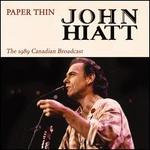 Paper Thin: The 1989 Canadian Broadcast