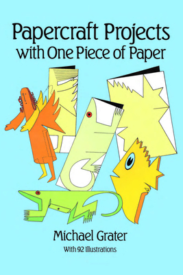 Papercraft Projects - Grater, Michael