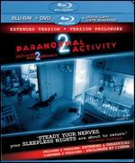 Paranormal Activity 2: Unrated Director's Cut [French] [Blu-ray]