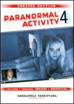 Paranormal Activity 4 [Unrated Director's Cut]