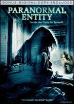 Paranormal Entity - Shane Van Dyke