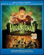 Paranorman [3D] [Blu-ray] [With Movie Cash]