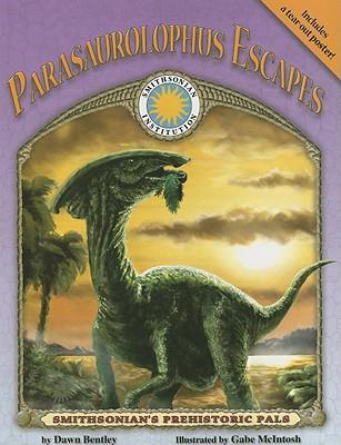 Parasaurolophus Escapes - Bentley, Dawn