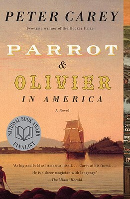 Parrot and Olivier in America - Carey, Peter Stafford