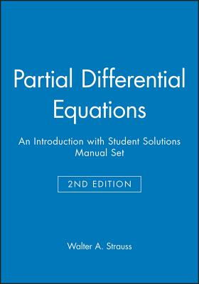 Partial differential equations textbook and student solutions partial differential equations textbook and student solutions manual an introduction strauss walter fandeluxe Choice Image