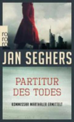 Partitur DES Todes - Seghers, Jan