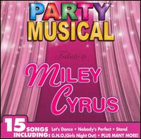 Party Musical: Tribute to Miley Cyrus - Various Artists