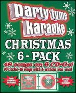 Party Tyme Karaoke: Christmas 6 Pack