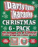 Party Tyme Karaoke: Christmas 6 Pack