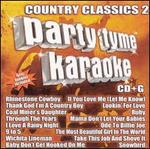 Party Tyme Karaoke: Country Classics, Vol. 2