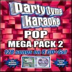 Party Tyme Karaoke - Pop Mega Pack 2 [8 CD]