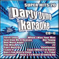 Party Tyme Karaoke: Super Hits, Vol. 20 - Karaoke