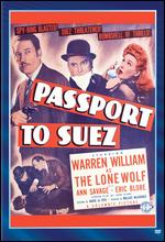 Passport to Suez - André De Toth