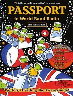 Passport to World Band Radio - Magne, Lawrence