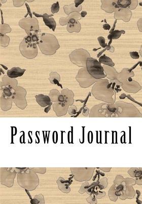 Password Journal: A Password Logbook, Password Keeper Journal for Men and Women - Password Journals, Best