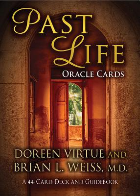 Past Life Oracle Cards: A 44-Card Deck and Guidebook - Virtue, Doreen, and Weiss, Brian, Dr.