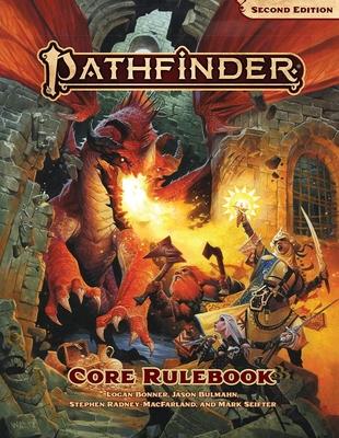 Pathfinder Core Rulebook (P2) - Bulmahn, Jason, and Bonner, Logan, and Radney-Macfarland, Stephen