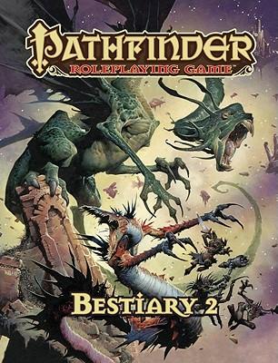 Pathfinder Roleplaying Game: Bestiary 2 - Staff, Paizo