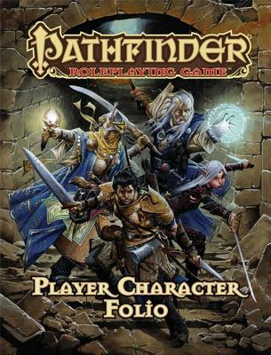 Pathfinder Roleplaying Game Player Character Folio - Bulmahn, Jason
