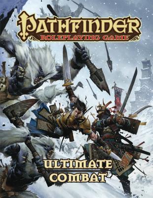 Pathfinder Roleplaying Game: Ultimate Combat - Bulmahn, Jason
