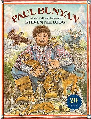 Paul Bunyan - Kellogg, Steven