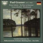 Paul Graener: Wiener Sinfonie; Die Flöte von Sanssouci; Turmwächterlied; Flötenkonzert