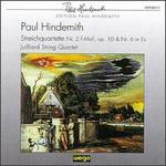 Paul Hindemith: Streichquartette Nos. 2 & 6
