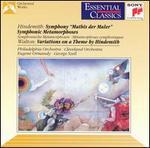 "Paul Hindemith: Symphony ""Mathis der Maler""; Symphonic Metamorphoses"