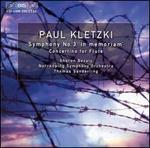 Paul Kletzki: Symphony No. 3; Concertino for flute