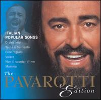 Pavarotti Edition: Italian Popular Songs - Andrea Griminelli (flute); Luciano Pavarotti (tenor)