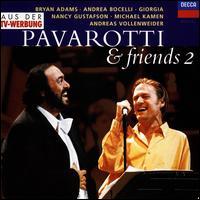 Pavarotti & Friends, Vol. 2 - Luciano Pavarotti