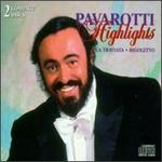 Pavarotti Highlights (Box Set)