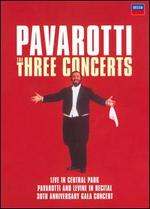 Pavarotti: The Three Concerts [DVD Video] [Box Set]